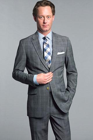 Clairborne Suit