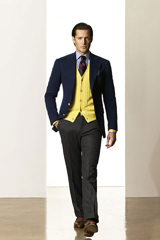 Ralph Lauren Black Label 2009 Collection