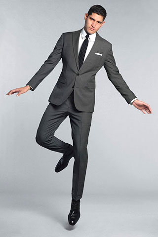 Kenneth Cole New York Suit