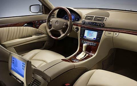 112_news060601_03z+2007_mercedes_benz_e_class+interior